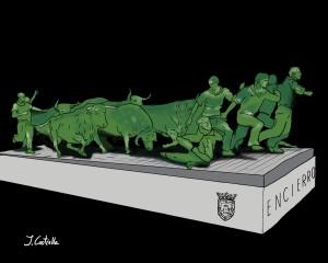 estatuaencierro
